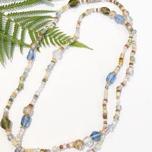 Jewelry - 🌼Pretty Boho Long Necklace